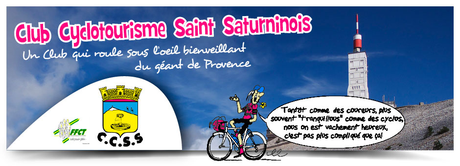 Club Cyclotourisme St Saturninois
